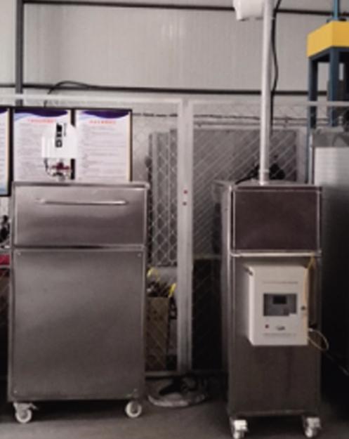 自動跟蹤定位射流壓縮氣體泡沫滅火系統