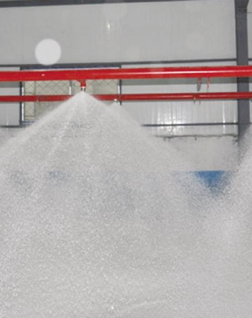 管網式壓縮氣體泡沫自動滅火系統